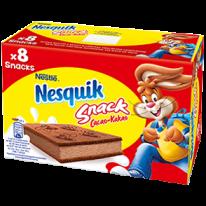 DE Cooling Nestle Nesquik Snack Kakao 8x26g