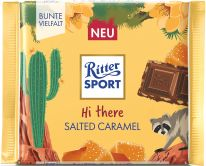 Ritter Sport Limited Salted Caramel 100g