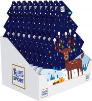 Ritter Sport Christmas Schokowürfel Adventskalender 208g, 10pcs