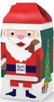 Ritter Sport Christmas Weihnachtsmann-Geschenk 77g