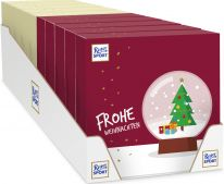 Ritter Sport Christmas Weihnachtsheld Mix 187g