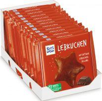 Ritter Sport Christmas Lebkuchen Tafel 100g