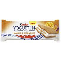 FDE Cooling - Kinder Yogurt'In Mango & Maracuja 1er (28g)