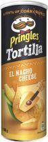 Pringles DE Tortilla El Nacho Cheese, 180g