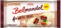 Belmandel Waffel Riegel with Belmandel Cream Zentis 4x36g
