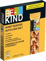 Mars/ BE-KIND Honey Roasted Nuts & Sea Salt 3x30g