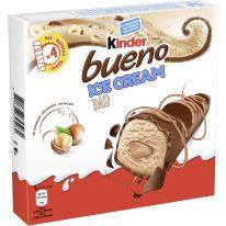FDE Kinder Bueno Ice Cream Familienpackung 4x45ml