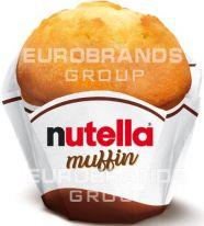 FDE Nutella Muffin 86g
