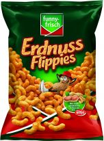 Funny Frisch Erdnuss Flippies 200g, 18pcs
