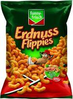 Funny Frisch Erdnuss Flippies 200g, 10pcs