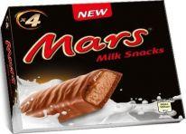 MDE Cooling - Mars Milk Snacks 4er 140g