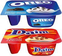 MDLZ DE Cooling Oreo+Daim 2 sort 120g, 10pcs