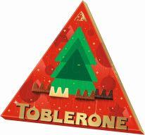 MDLZ DE Christmas Toblerone Adventskalender 200g, Display, 48pcs