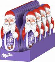 MDLZ DE Christmas Milka Naps Weihnachtsmann 115g
