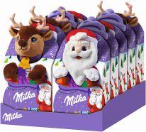 MDLZ DE Christmas Milka Plüschtier Magic Mix 96g