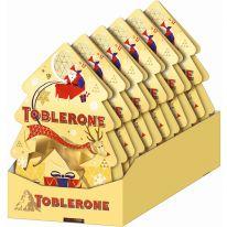 MDLZ DE Christmas Toblerone Weihnachtspräsent 144g