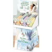 Frosch Limited Oase Winter, Display, 69pcs