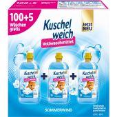 Kuschelweich Vollwaschmittel Sommerwind 105WL 5775ml