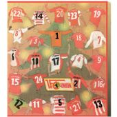 """Fußball Vereinsliebe """"1. FC Union Berlin"""" Adventskalender 200g"""