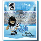 """Fußball Vereinsliebe """"TSV 1860 München"""" Adventskalender 200g"""