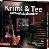 """Tee-Adventskalender """"Krimi & Tee"""" 24er"""