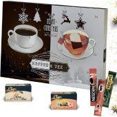 Kaffee & Tee Adventskalender