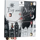 """Pralinen Adventskalender """"Tag & Nacht"""" 275g"""
