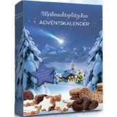 Weihnachtsplätzchen Adventskalender