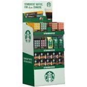 Starbucks 12 sort, Display, 108pcs