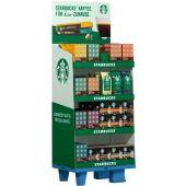 Starbucks 14 sort, Display, 144pcs