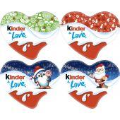 FDE Christmas Kinder & Love Herz 37g