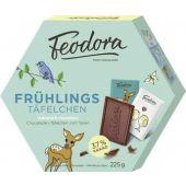 Feodora Easter Frühlings-Täfelchen Vollmilch-Hochfein, 225g
