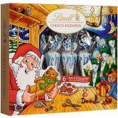 Lindt Christmas - Teddy Choco-Schirmchen 81g