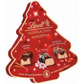 Lindt Christmas - Weihnachts-Marzipan-Selection, 175g
