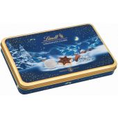 Lindt Christmas - Weihnachts-Zauber Pralinés Dose, 200g