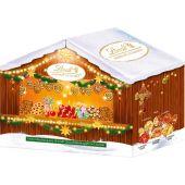 Lindt Christmas - Weihnachtsmarkt Hütte, 118g