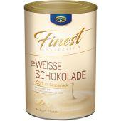 Krüger Trinkschokolade Finest Selection weiße Schokolade 300g