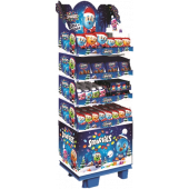Nestle Christmas Smarties 5 Varianten, Display, 238pcs