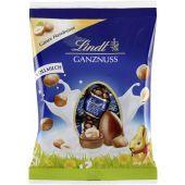 Lindt Easter Mini-Eier, Ganznuss, Milch, 86g