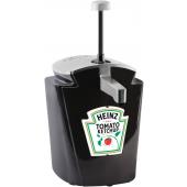 Heinz Premium Sauce-O-Mat Spender Schwarz 5000ml