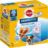 Pedigree Dentastix Daily Oral Care Karton Multipack Kleine Hunde 5 x 7 Stück 550g