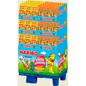 Haribo Easter - Pappsockel Osterli's/Baiser Eier 250g, Display, 126pcs