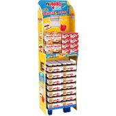 FDE Limited Nutella Powerbrand Sommer-Promotion, Display, 320pcs