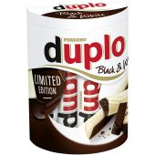 FDE Limited Duplo Black & White 10er