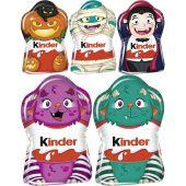 FDE Limited Kinder Schokolade Hohlfigur 35g Happy Halloween Promotion