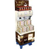 FDE Limited Mischgebinde Pocket Coffee 18er / Giotto Haselnuss 36er, Display, 90pcs