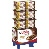 FDE Limited Duplo Chocnut 7er Sparpack (7x26g), Display, 120pcs
