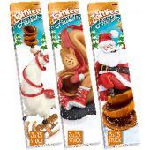 Storck Christmas - Toffifee 3x15er Weihnachtsmann/Rentier/Schneemann, Bodensteller, 45-er, Display, 24pcs