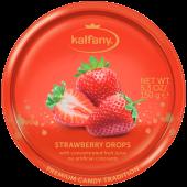 Kalfany Strawberry Drops 150g