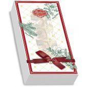 Reber Christmas - gemischte Kugel-Packung klein Weihnachtsfolie. 200g